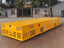 30 ton transfer cart on rails