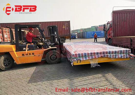 30 ton transfer trailer