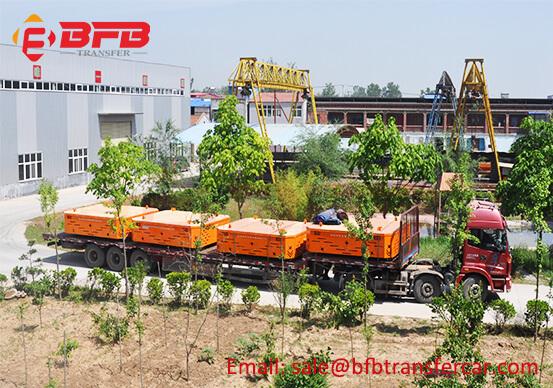 rail motorized trolley