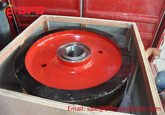 steel rail wheel