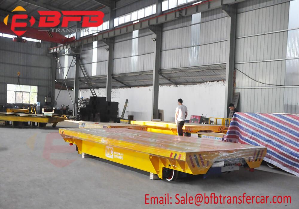 10 ton electric platform cart