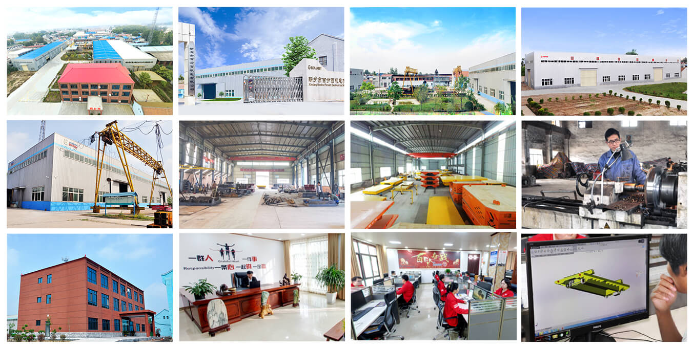 Xinxiang Hundred Percent Electrical and Mechanical Co., Ltd.