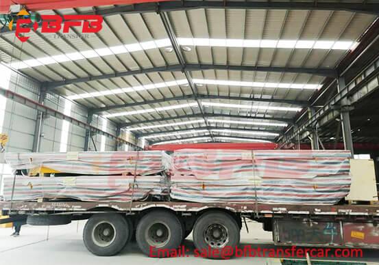 Rail Move Open Die Mold Car Transfer 20 Ton