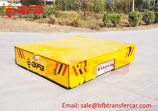 Battery Operated Transfer Cart 5 Ton Manufacturer Price