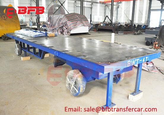 Flatbed Towing Axle Trailer Dolly 4T Steel Billet Carrier Manufacturer