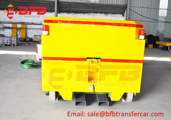 India 35T Battery power Rail And Road Transfer Trolley Towing Equipment For Locomotive
