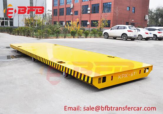 Battery Power 6T Heavy Duty Transfer Platform For Workshop Transformer Carry