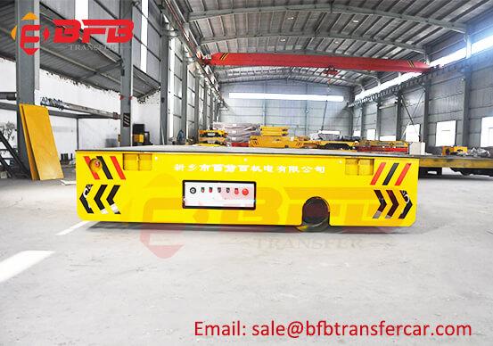 Battery Power Workshop Steerable Transfer Die Car 30 Ton Manufacturer