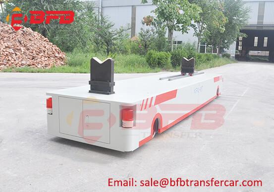 8T Automatic Rail Transfer Cart